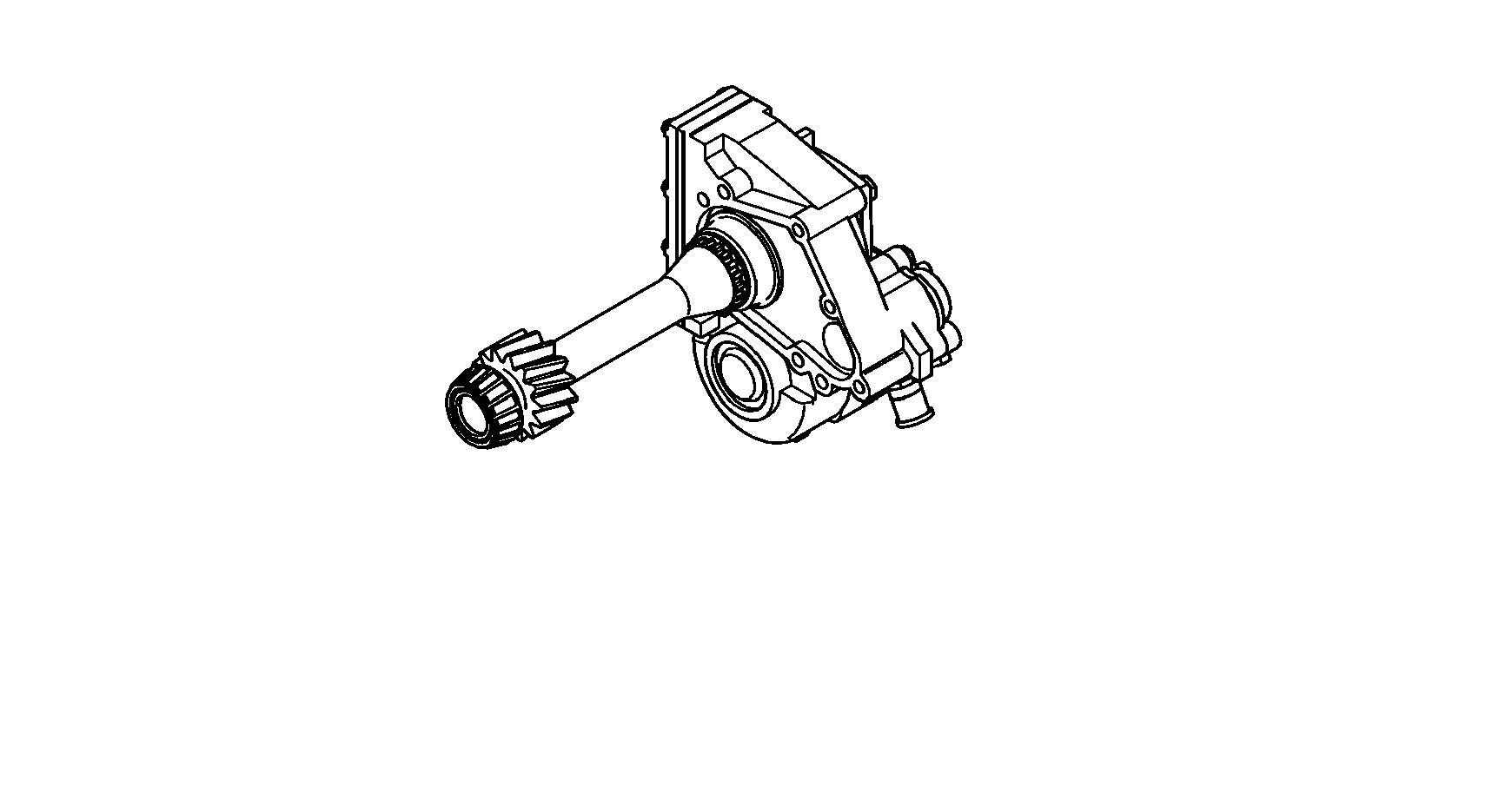 Zf 6090012032 - NH 1 B