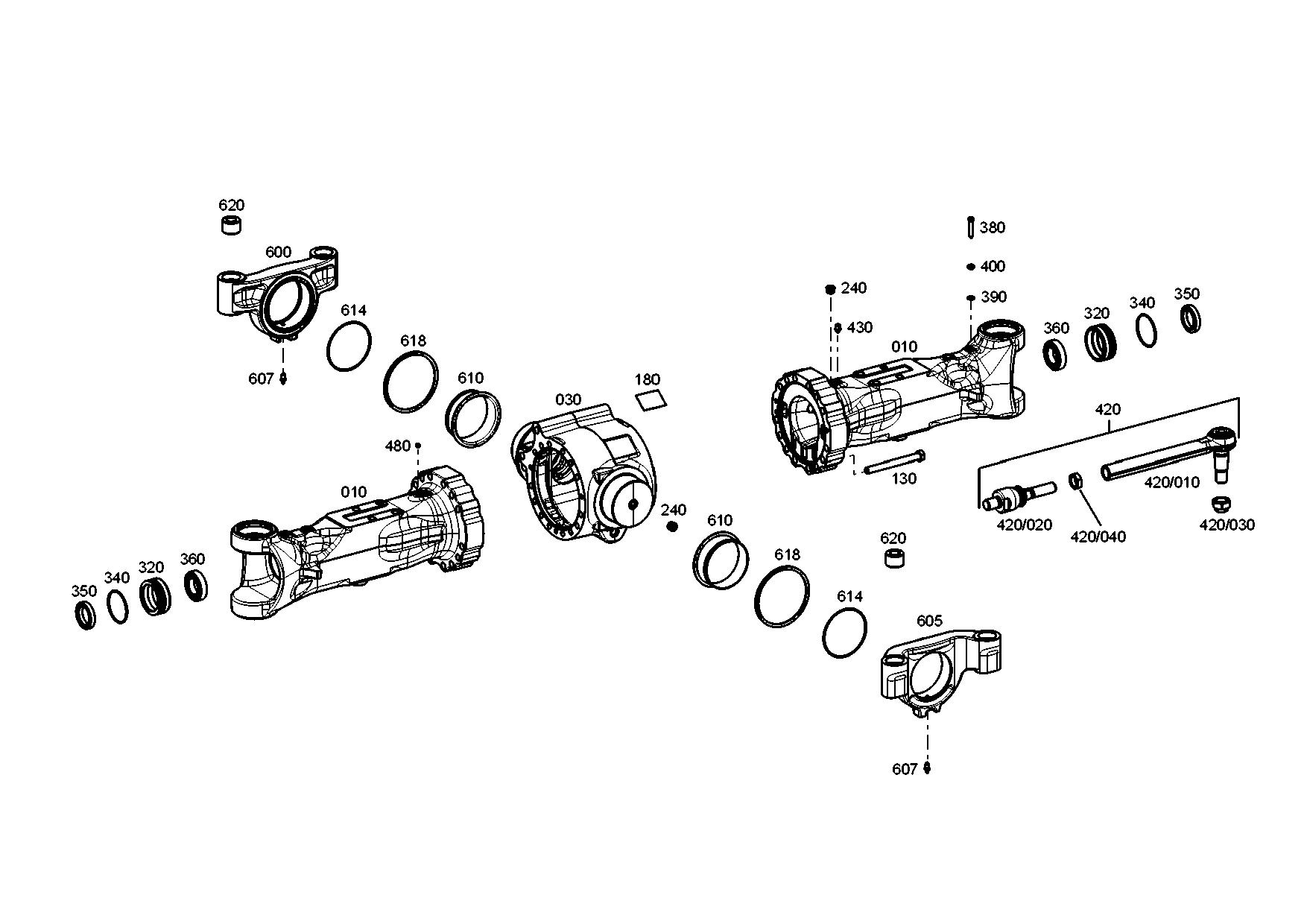 Innen /Ø:123,42mm Schnur/Ø:3,53mm Werkstoff:EPDM 70A EPDM 70A 123,42x3,53 mm O-Ring