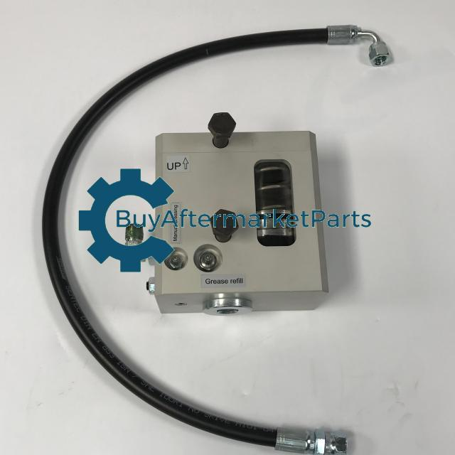 KCT XTAS1 - AUTO GREASE PUMP FOR HYDRAULIC BREAKER (0.5-4)