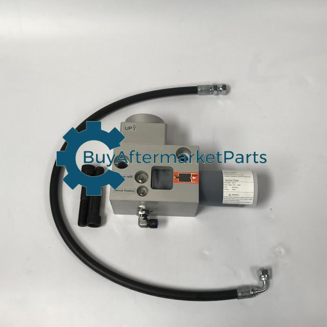 KCT KCT5H - AUTO GREASE PUMP FOR HYDRAULIC BREAKER (5-70)