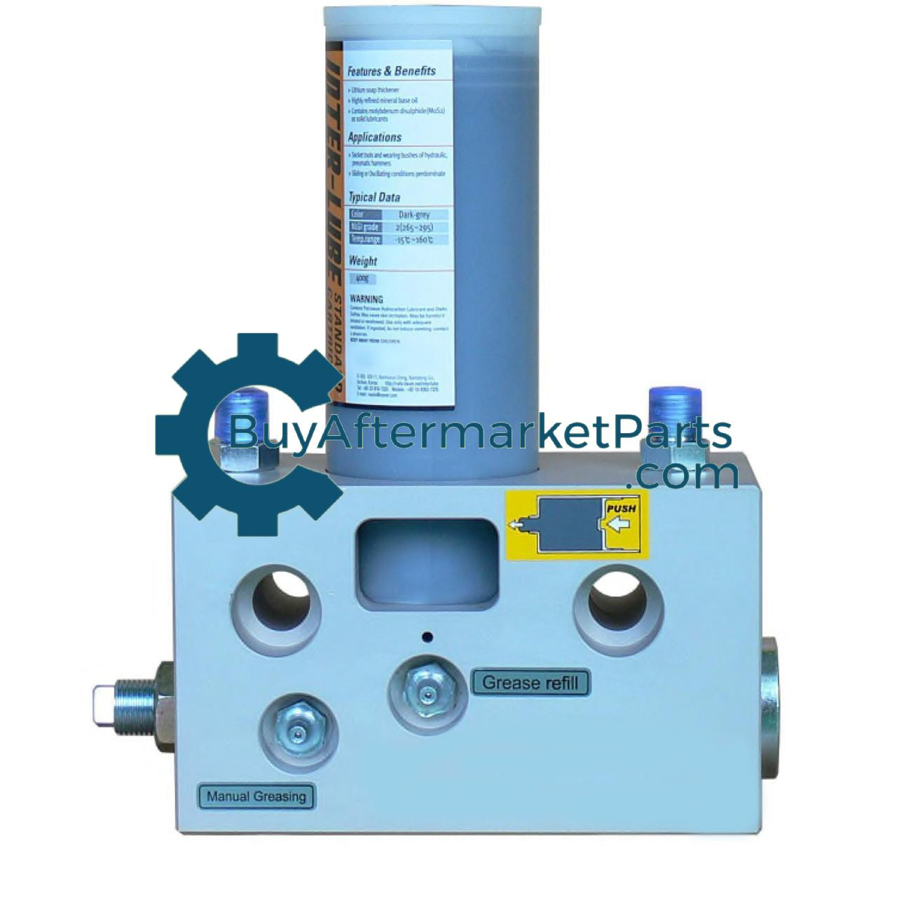 KCT KCT2H - AUTO GREASE PUMP FOR HYDRAULIC BREAKER (18-70)