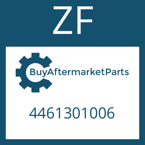 Zf 4461301006 - DIFFERENTIAL BEVEL GEAR