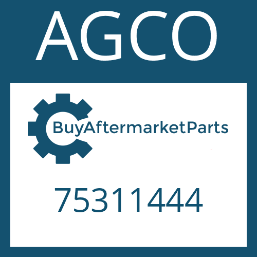 AGCO 75311444 - OUTER CLUTCH DISK