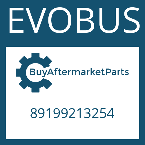 EVOBUS 89199213254 - BEVEL GEAR SET