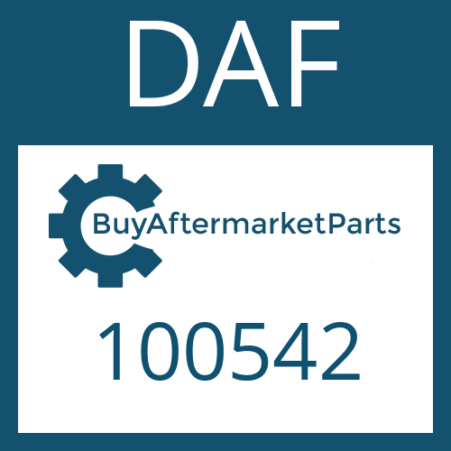 DAF 100542 - GEAR SHIFT RAIL