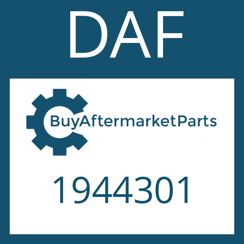 DAF 1944301 - GEAR SHIFT FORK