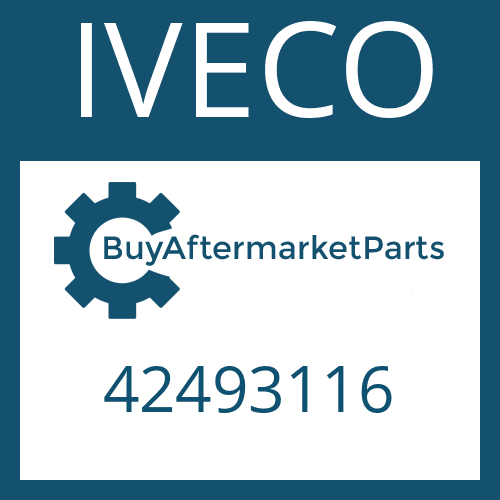 IVECO 42493116 - SHAFT SEAL