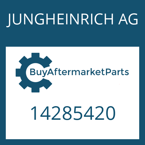 JUNGHEINRICH AG 14285420 - SNAP RING
