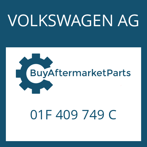 VOLKSWAGEN AG 01F 409 749 C - A 100 KD