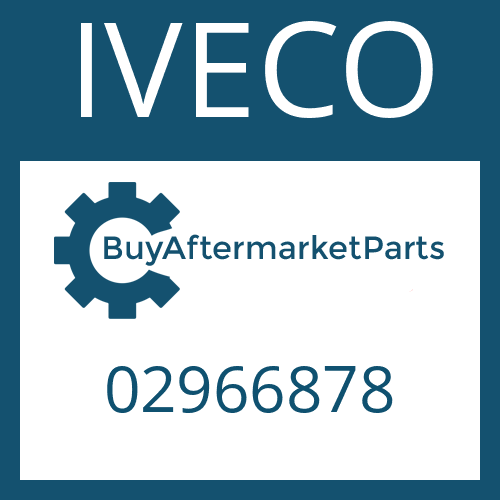 IVECO 02966878 - CONNECTING PART