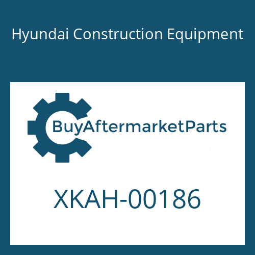 Hyundai Construction Equipment XKAH-00186 - RING-SNAP