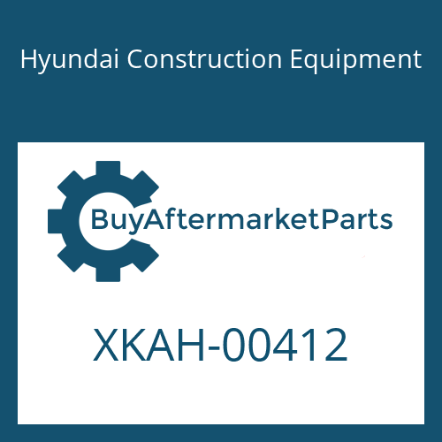 Hyundai Construction Equipment XKAH-00412 - WASHER-SPRING