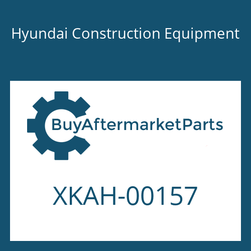 Hyundai Construction Equipment XKAH-00157 - ROD-PUSH