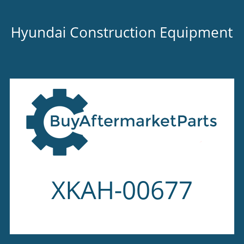 Hyundai Construction Equipment XKAH-00677 - COVER-SPRING