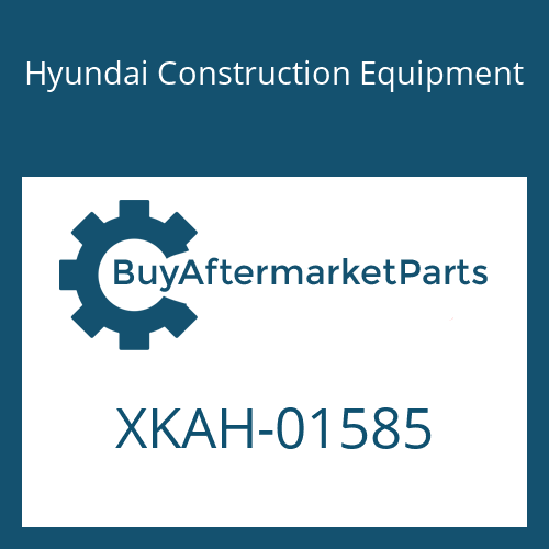 Hyundai Construction Equipment XKAH-01585 - CASING