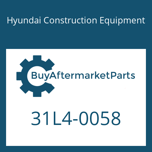 Hyundai Construction Equipment 31L4-0058 - PIPE ASSY-HYD RH