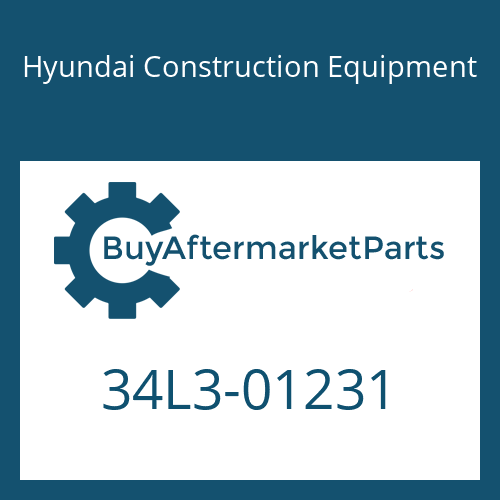 Hyundai Construction Equipment 34L3-01231 - PIPE ASSY-HYD