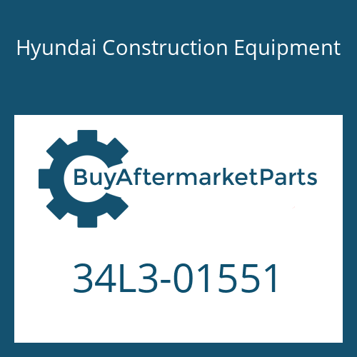 Hyundai Construction Equipment 34L3-01551 - PIPE ASSY-HYD