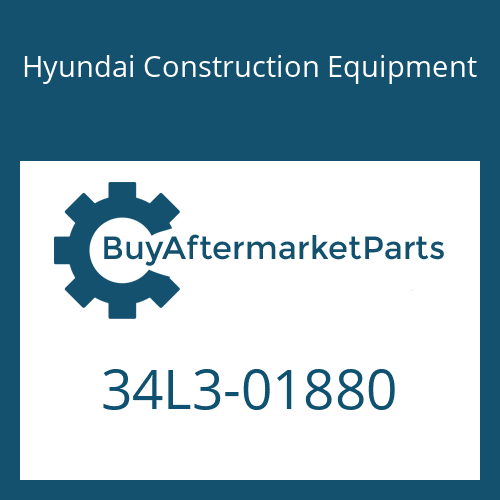 Hyundai Construction Equipment 34L3-01880 - CYLINDER ASSY-BOOM RH