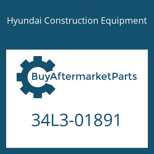 Hyundai Construction Equipment 34L3-01891 - CYLINDER ASSY-BUCKET LH
