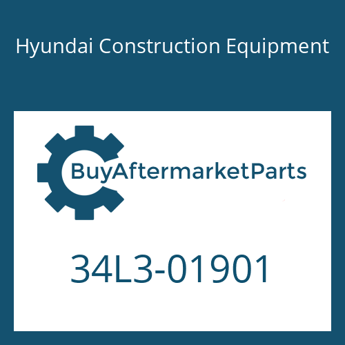 Hyundai Construction Equipment 34L3-01901 - CYLINDER ASSY-BUCKET RH