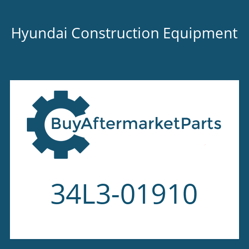 Hyundai Construction Equipment 34L3-01910 - PIPE ASSY-HYD