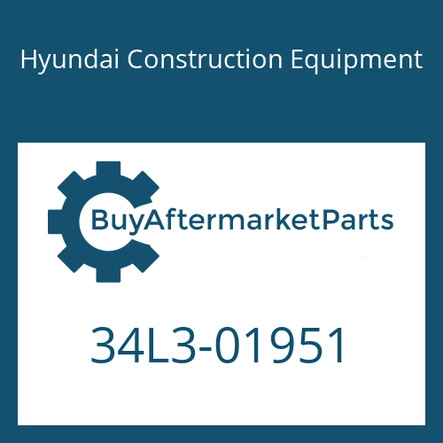 Hyundai Construction Equipment 34L3-01951 - PIPE ASSY-HYD
