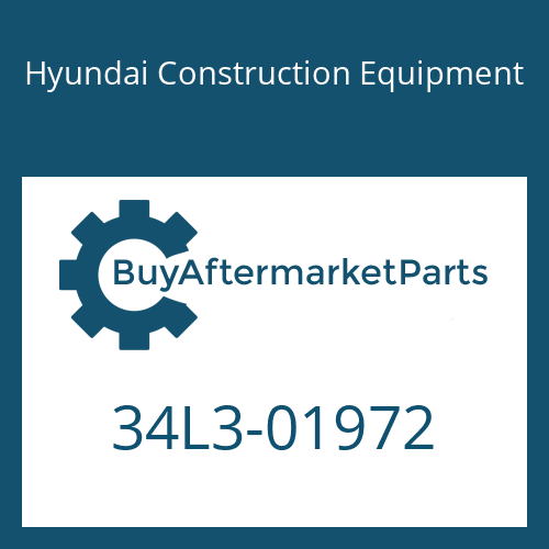 Hyundai Construction Equipment 34L3-01972 - PIPE ASSY-HYD