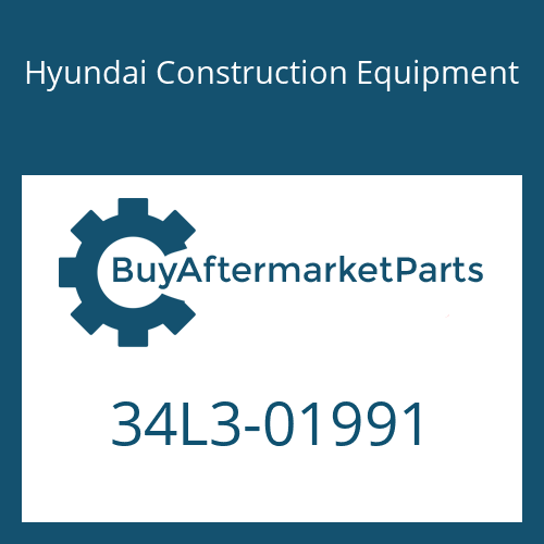 Hyundai Construction Equipment 34L3-01991 - PIPE ASSY-HYD