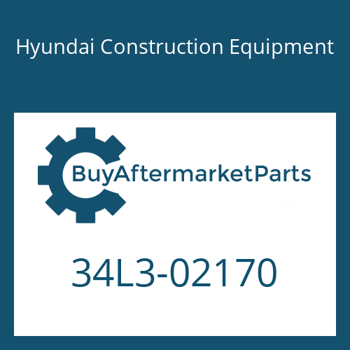 Hyundai Construction Equipment 34L3-02170 - PIPE ASSY-HYD