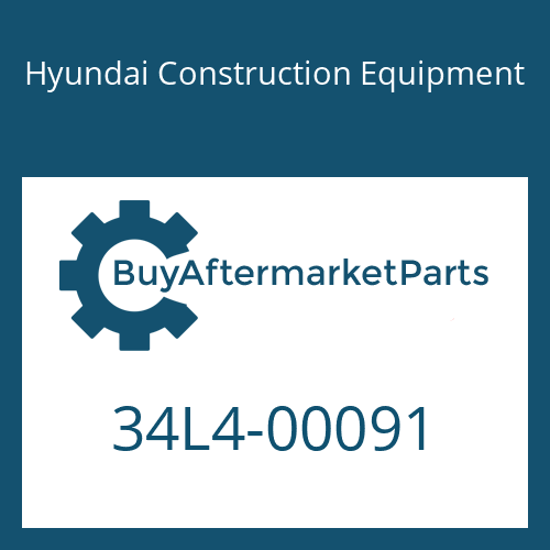 Hyundai Construction Equipment 34L4-00091 - PIPE ASSY-HYD