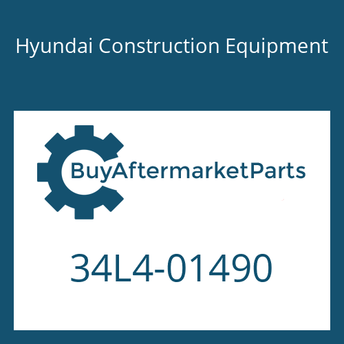 Hyundai Construction Equipment 34L4-01490 - PIPE ASSY-HYD