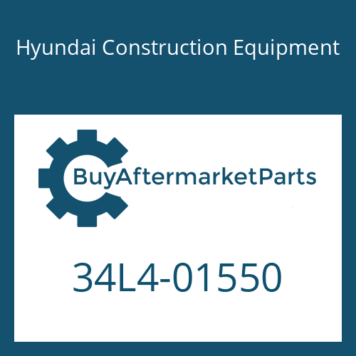 Hyundai Construction Equipment 34L4-01550 - PIPE ASSY-HYD