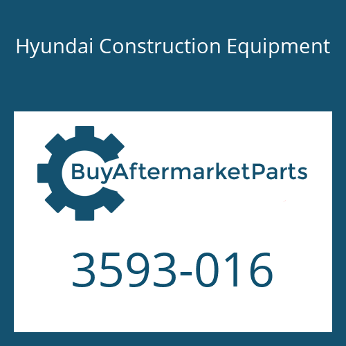 Hyundai Construction Equipment 3593-016 - GUIDE-SPRING