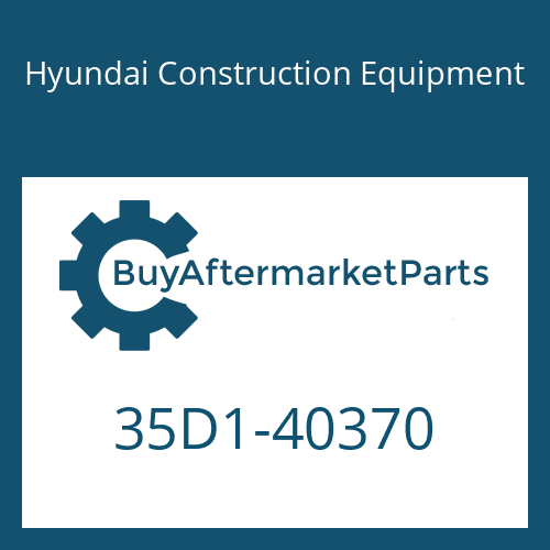 Hyundai Construction Equipment 35D1-40370 - BELLCRANK