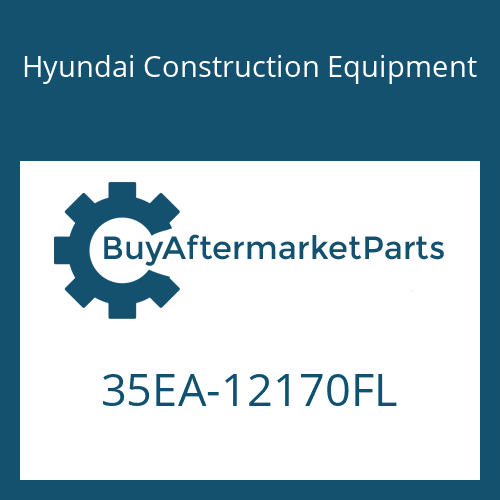 Hyundai Construction Equipment 35EA-12170FL - HOSE ASSY