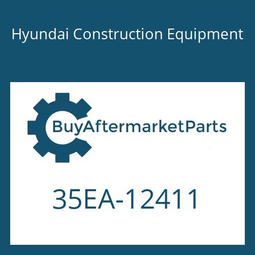 Hyundai Construction Equipment 35EA-12411 - PIPE ASSY-HYD