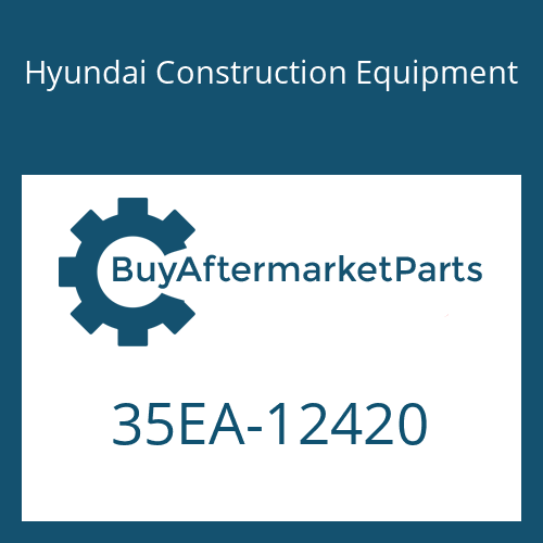 Hyundai Construction Equipment 35EA-12420 - PIPE ASSY-HYD
