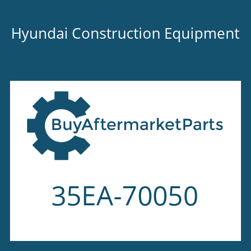 Hyundai Construction Equipment 35EA-70050 - PIPE ASSY