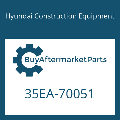 Hyundai Construction Equipment 35EA-70051 - PIPE ASSY-HYD