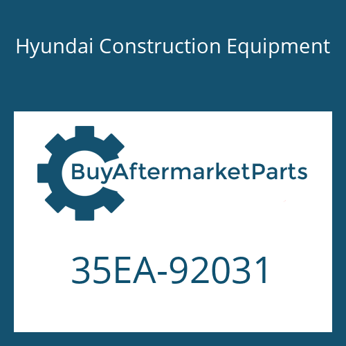 Hyundai Construction Equipment 35EA-92031 - PIPE ASSY-HYD