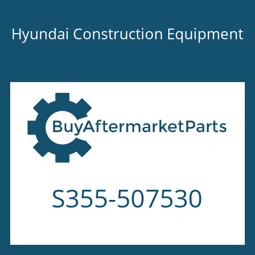 Hyundai Construction Equipment S355-507530 - MOUNT-D/P/CHK VALVE
