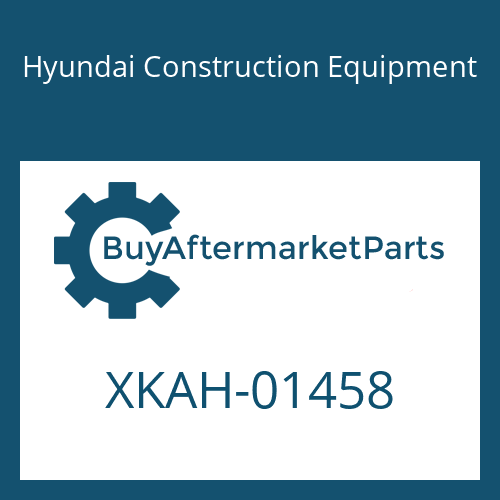 Hyundai Construction Equipment XKAH-01458 - REDUCER UNIT-TRAVEL