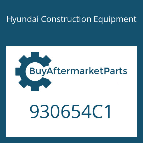 Hyundai Construction Equipment 930654C1 - T/M OIL FILTER