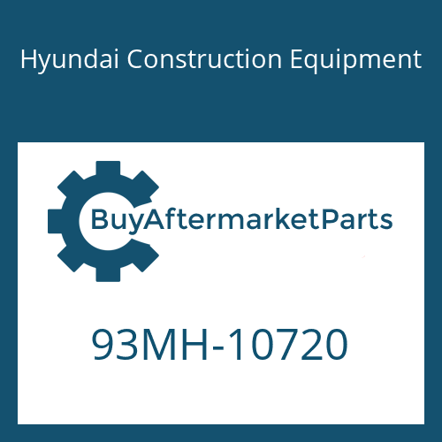 Hyundai Construction Equipment 93MH-10720 - DECAL-SERVICE INSTRUCTION