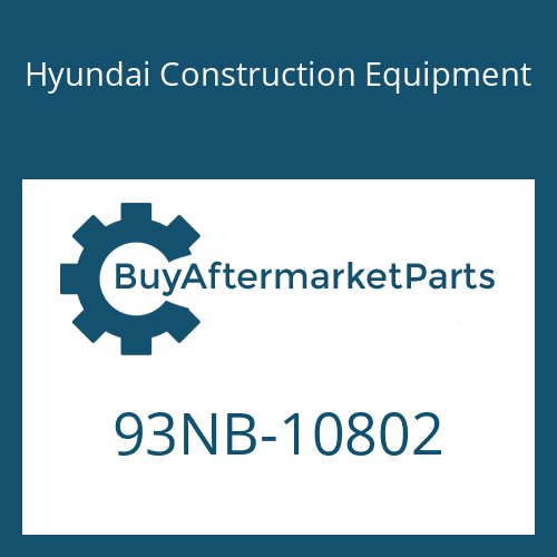 Hyundai Construction Equipment 93NB-10802 - DECAL-SERVICE,EMISS