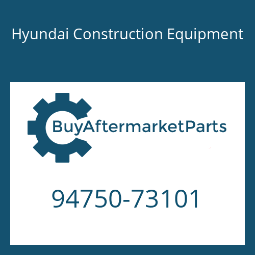 Hyundai Construction Equipment 94750-73101 - SWITCH,ENG OIL PRESSURE
