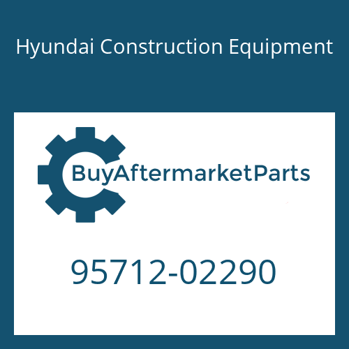 Hyundai Construction Equipment 95712-02290 - RING-BACK UP