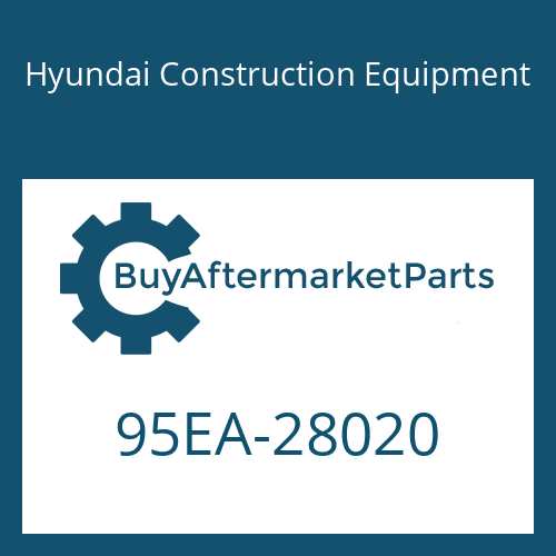 Hyundai Construction Equipment 95EA-28020 - DECAL-LIFT CHART