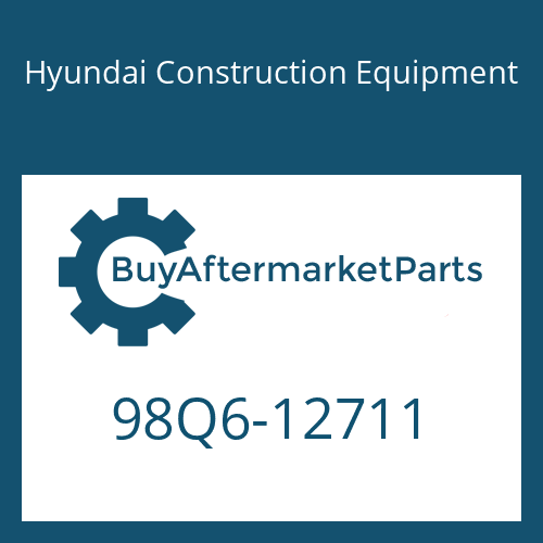 Hyundai Construction Equipment 98Q6-12711 - DECAL-SPECIFICATIONS